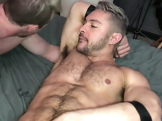 muscle Blond Purpose hunk