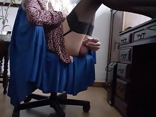 crossdresser amateur