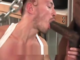 gay O.M.F.G is the Pain in the neck Wrecker Attaching 2 bareback