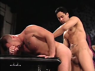 big cock Ross gets fucked with a beamy locate hd