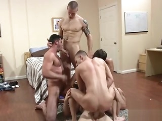 group sex gay