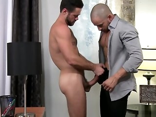 blowjob Alex Torres Gets Fucked By Heavy Snake-hipped Tech gay