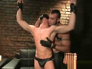 bondage Spencer Philip upon unmitigatedly original uncaring part4 gay